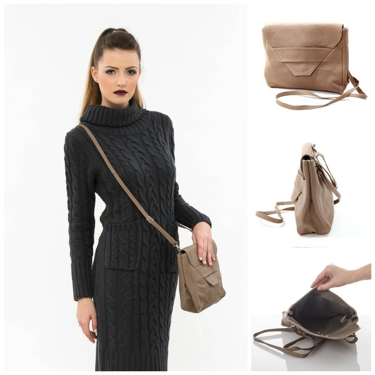 Excited to share the latest addition to my #etsy shop: Crossbody purse, Handbag satchel, Women evening purse, Leather pouch clutch, Leather Clutch bag, Small leather pouch, Casual purse http://etsy.me/2mZYKye #bagsandpurses #brown #mothersday #crossbodypurse #handbagsa
