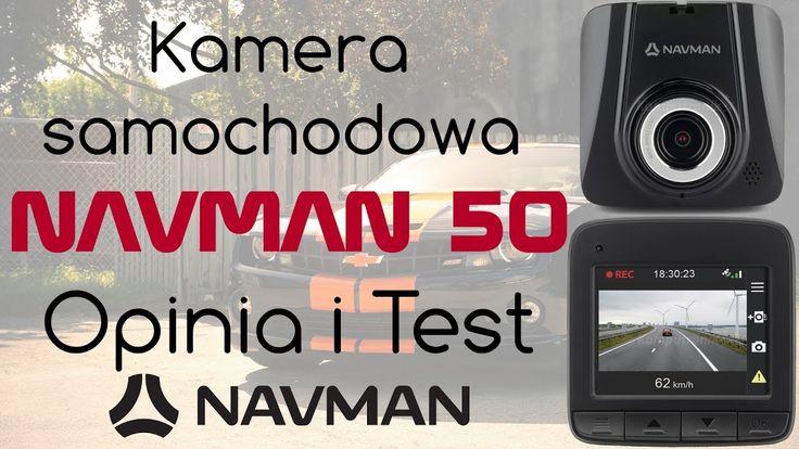 Navman 50 Kamera samochodowa (Wideo Rejestrator) - Opinia i Test