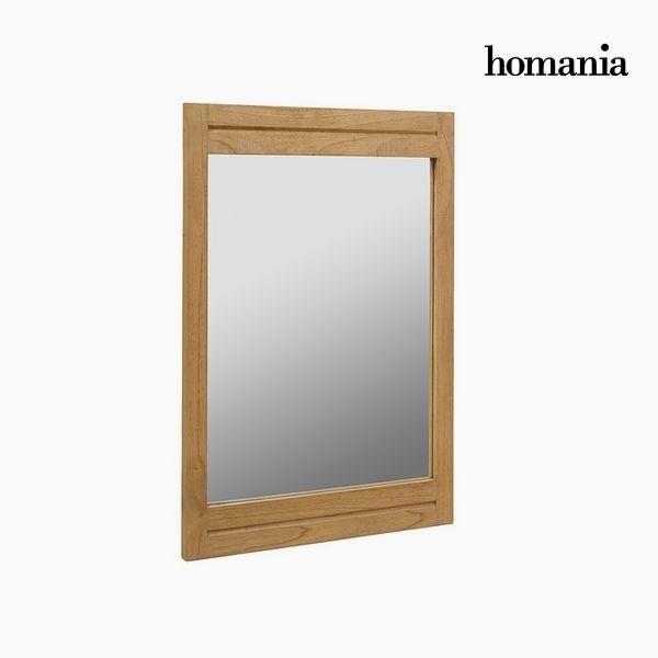 El mejor precio en Hogar 2017 en tu tienda favorita https://www.compraencasa.eu/es/espejos/89795-espejo-madera-de-mindi-by-homania1.html