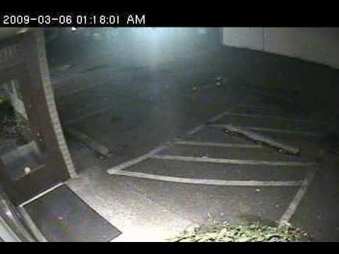 Man steals CCTV camera