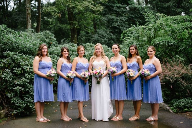 42 best periwinkle wedding images on pinterest weddings for Periwinkle dress for wedding