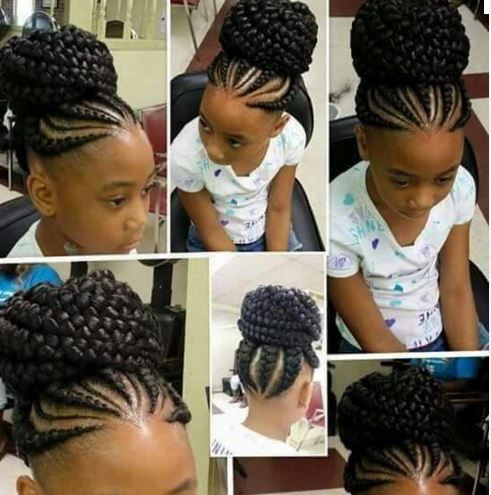kids hair care & styles