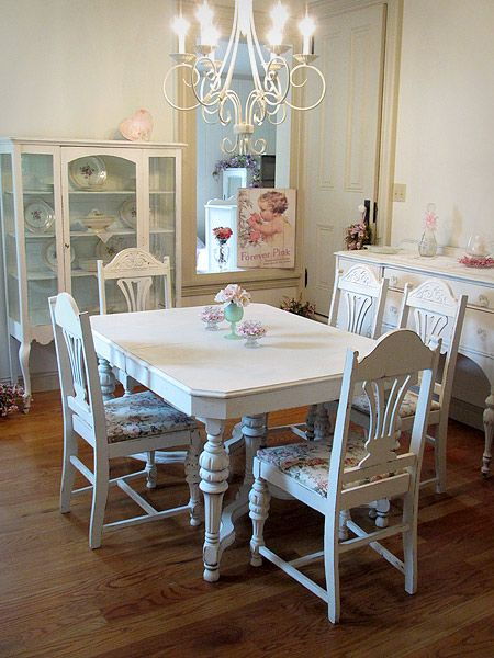 Antique Dining Room Set 5 P Furniture Renaissance Xvii Th: 25+ Best Ideas About Antique Dining Tables On Pinterest