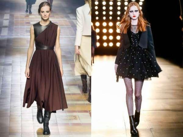 Mode Trendige Kleider Herbst Winter 2019 2020 Herbst Kleider Trendige Winter Trendige Kleider Herbst Kleid Modestil