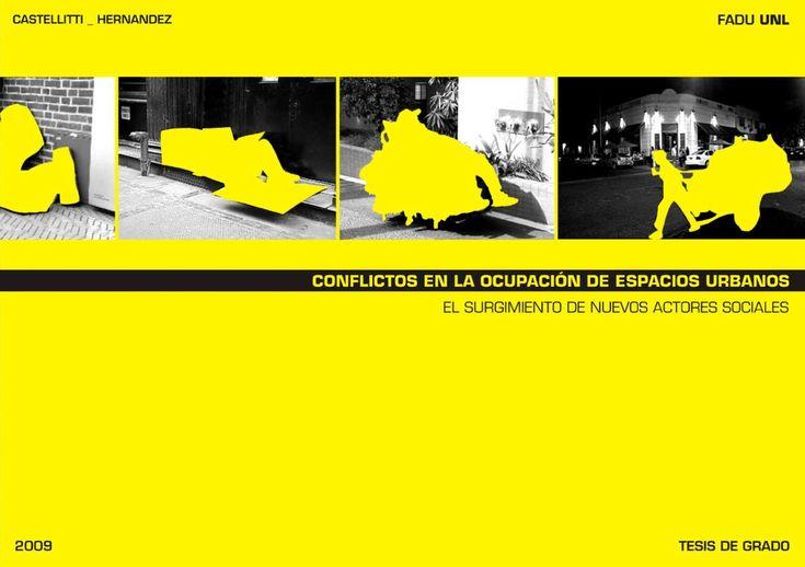 Tesis de Arquitectura  Tesis de Grado Jose I. Castellitti / Guido Hernandez