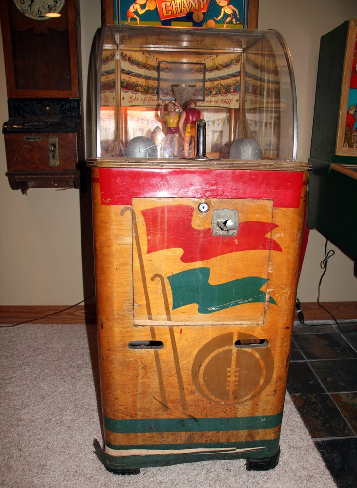 Vintage Arcade Game The Region S First Choice For