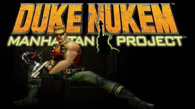 Enlinuxsejuega Duke Nukem Manhattan Project Manhattan Project Duke Nukem Manhattan Project Best Games