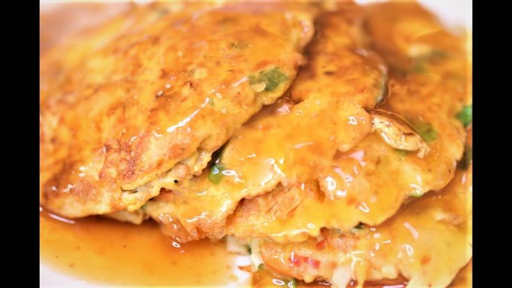 how to make egg foo young recipe