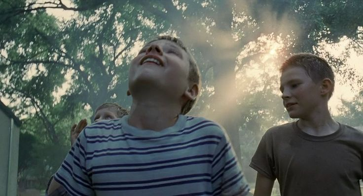 Tree of Life still. DOP Emmanuel Lubezki. (Cinematography, Lighting, Film)