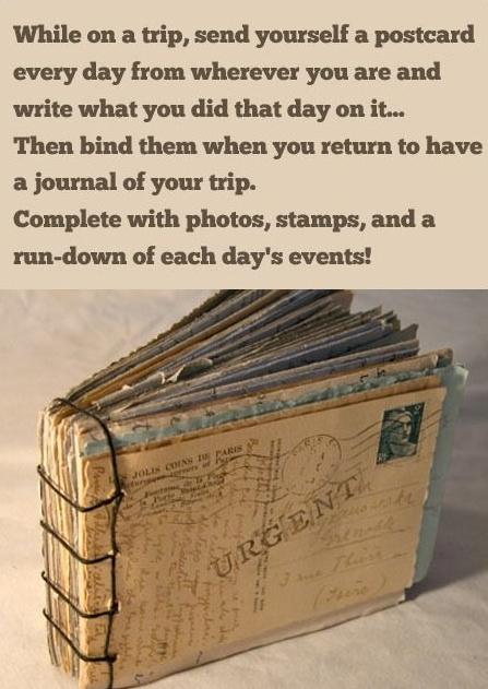 Awesome souvenir idea!