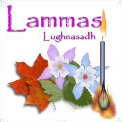 This is an Irish Gaelic name for the feast which commemorates the funeral games of Lugh, Celtic god of light, and son of the Sun.  In the mythological story of the Wheel of the Year, the Sun God transfers his power into the grain, and is sacrificed when the grain is harvested.  So we have a dying, self-sacrificing and resurrecting god of the harvest, who dies for his people so that they may live.  Sound familiar?