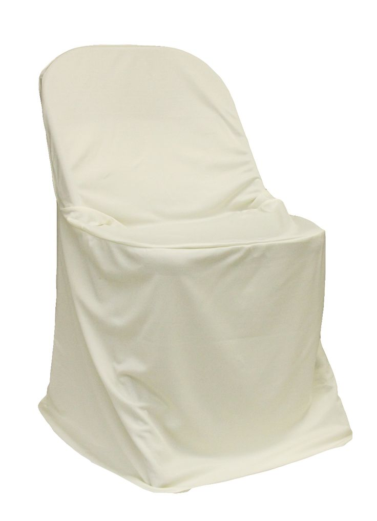 Ivory folding chair cover rental rental available at the linen salon
