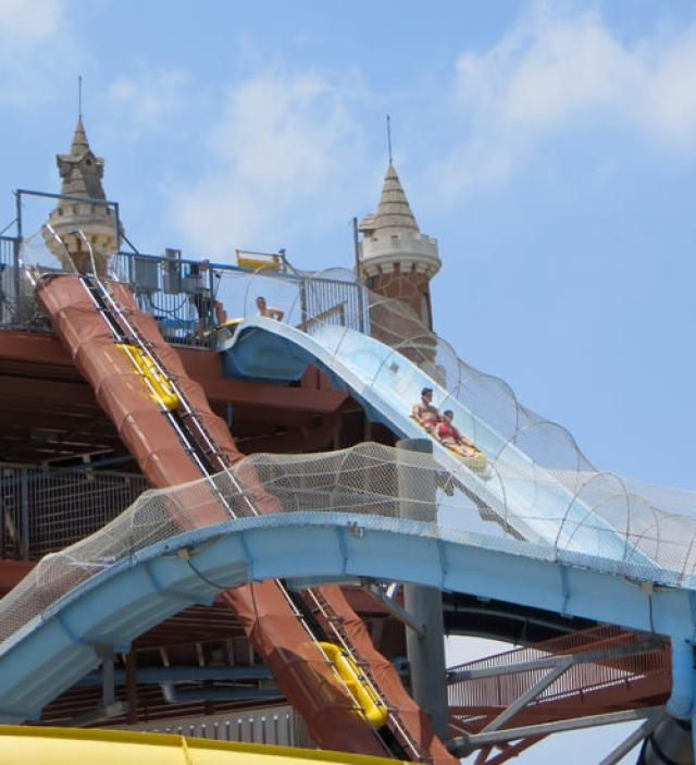 Schlitterbahn: Funny Name, Great Water Park
