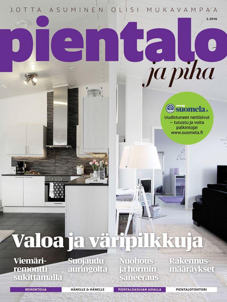 Pientalo ja piha 2/2016