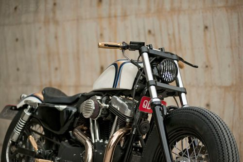 Cafe Racer: The Pursuit Aesthetic