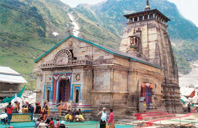 Kedarnath - Chota char dham yatra