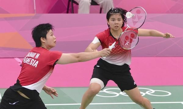 Badminton Players at Olympics | The ouster of eight Olympic badminton players, including Indonesia's ...