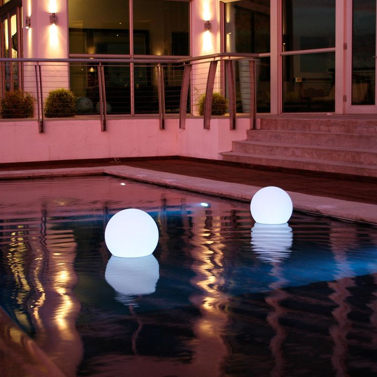 Fab.com   Ball Lantern - The Ball Lantern is a waterproof, wireless, rechargeable, energy-efficient lantern at home indoors or outdoors. Perfect for brightening up backyard barbecues and setting a romantic atmosphere poolside. The lamp is also portable and easy to move indoors—its amazing ability to transition between six colors will turn every day into a party, while four modes and three light intensities allow you to set the perfect mood.