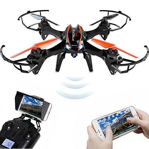DBPOWER UDI U842 Predator WiFi FPV Drone with HD Camera