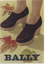 Image result for vintage bally lyon shoes