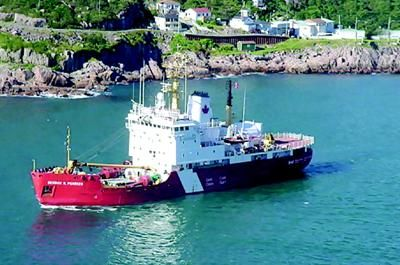Canadian Coast Guard Vessel CCGS George R. Pearkes