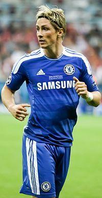 Fernando Torres es de España. Fernando Torres es mi jugador favorito que juega fútbol de España. Fernando Torres tiene 28 años.