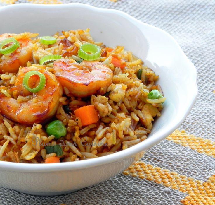 riz sauté aux crevettes (24)