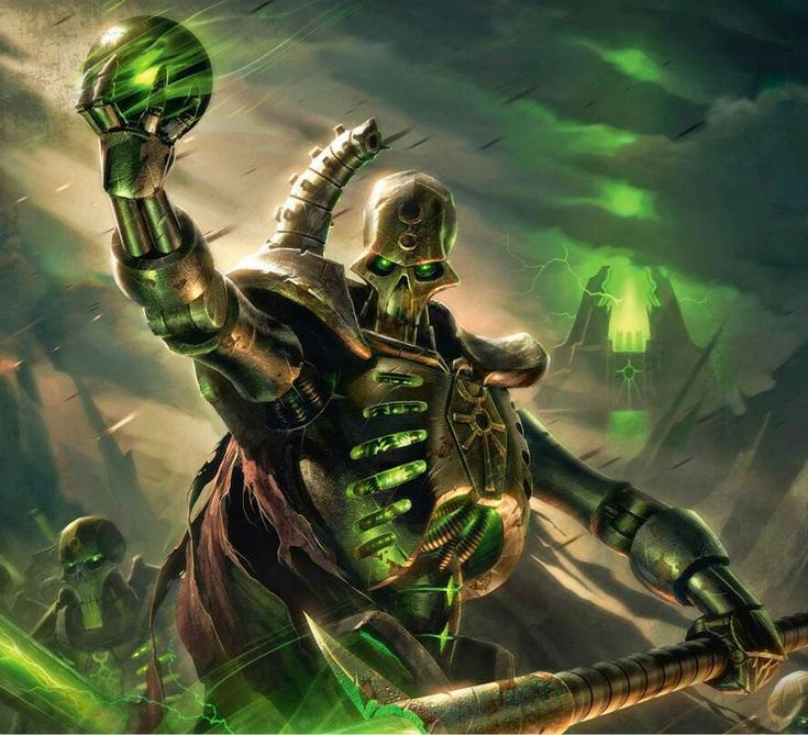 Necrons | Warhammer 40k | Fandom powered by Wikia