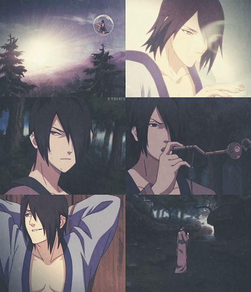 Utakata <3 favorite character Naruto Shippuden!!!
