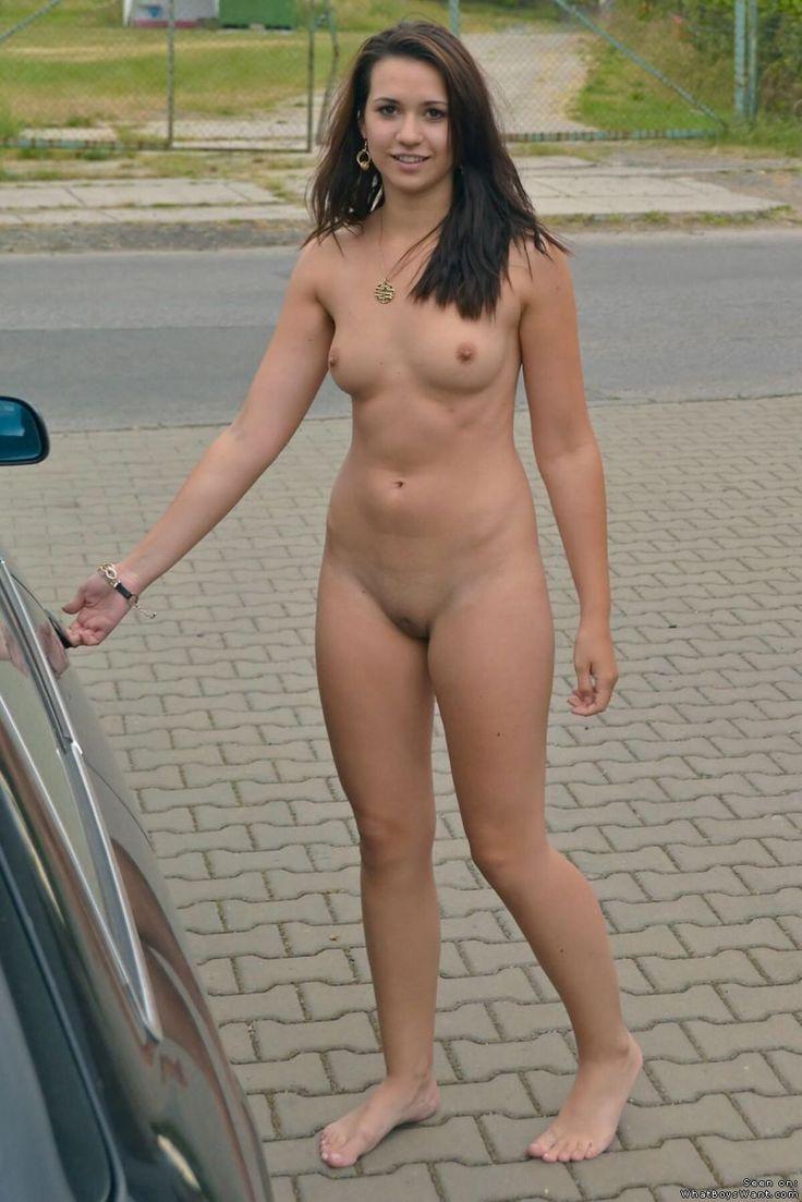 Teen Totally Nude 51