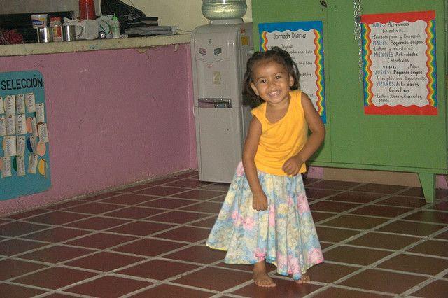 Joropo en el preescolar 2009