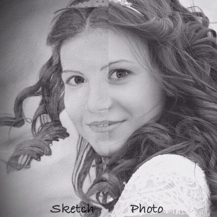 My dear friend. #drawing #sketch # byme
