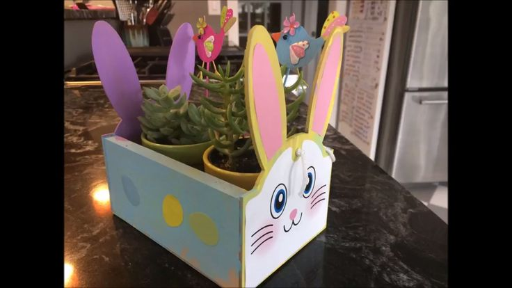 The Home Depot's Easter Basket Project