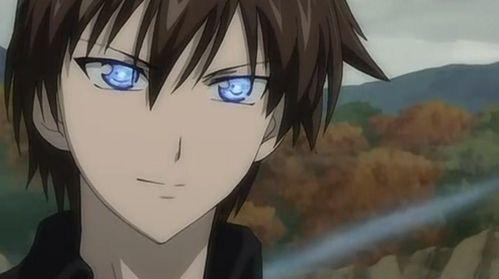 Kaze no Stigma Kazuma...you're so amazing <3