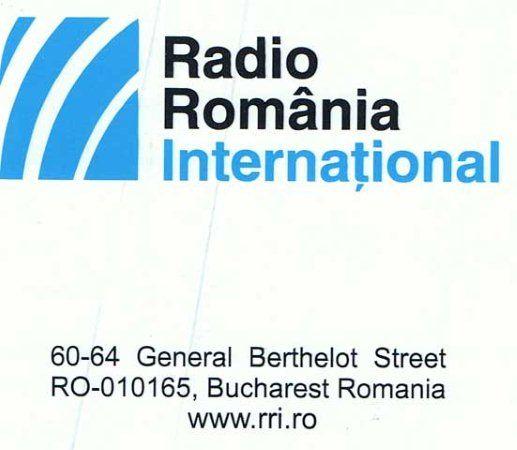 A partir del 25 de octubre de 2015 y hasta el 26 de marzo de 2016, las emisiones en español, por onda corta, de Radio Rumanía Internacional se pueden sintonizar de este modo: a las 20.00 horas, UTC...