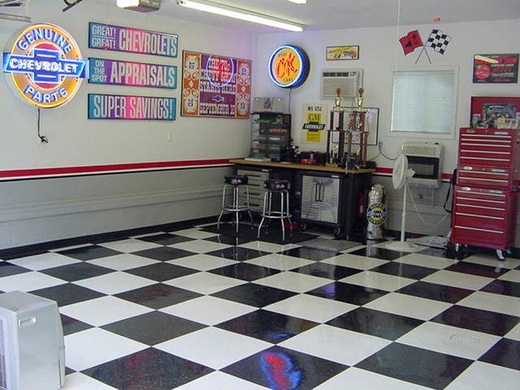 garage flooring more at httpwwwpinterestcomavivbeber3 - Garage Design Ideas