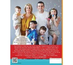 Family Celebrations with the Cake Boss Cookbook by B. Valastro — QVC ...