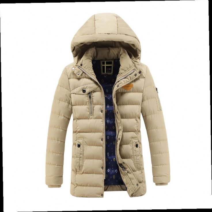 47.90$  Watch here - http://ali789.worldwells.pw/go.php?t=32693774554 - Camperas Hombre 2016 Invierno Winter Coat Men Jackets Brand Clothing Outwear Warm Cotton-padded Coats Fashion Zipper Design 3XL