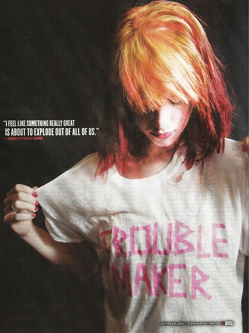 Trouble Maker..