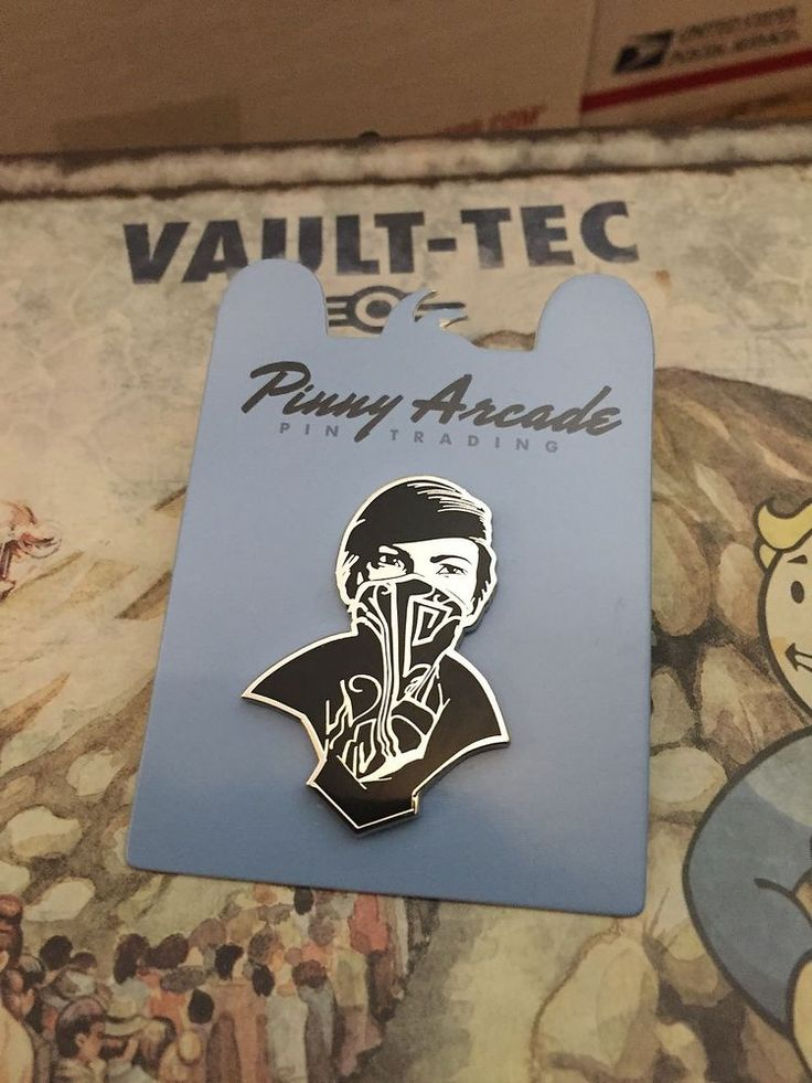 This item is an Emily Dishonored Pinny Arcade pin -- it could be obtained at PAX West (Prime) 2016. | eBay!