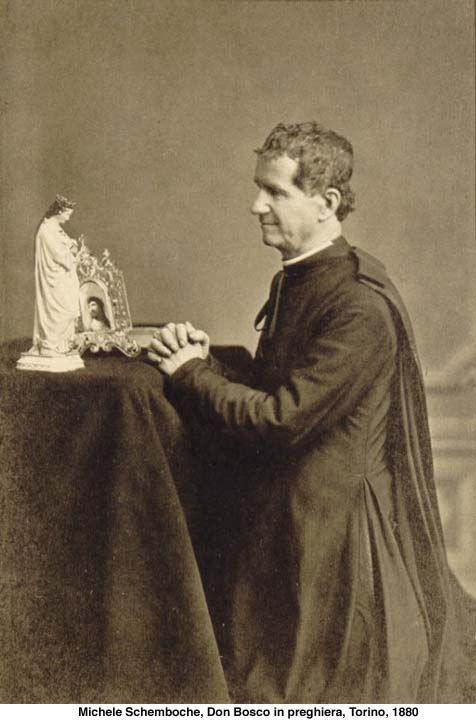 a biography of john bosco a catholic christian saint From current christian pastor a catholic not eligible  booklet for a roman catholic funeral mass at saint john bosco church you'll need to go in & change.