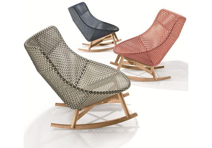 Mbrace Outdoor Armchair By Sebastianherkner For Dedon