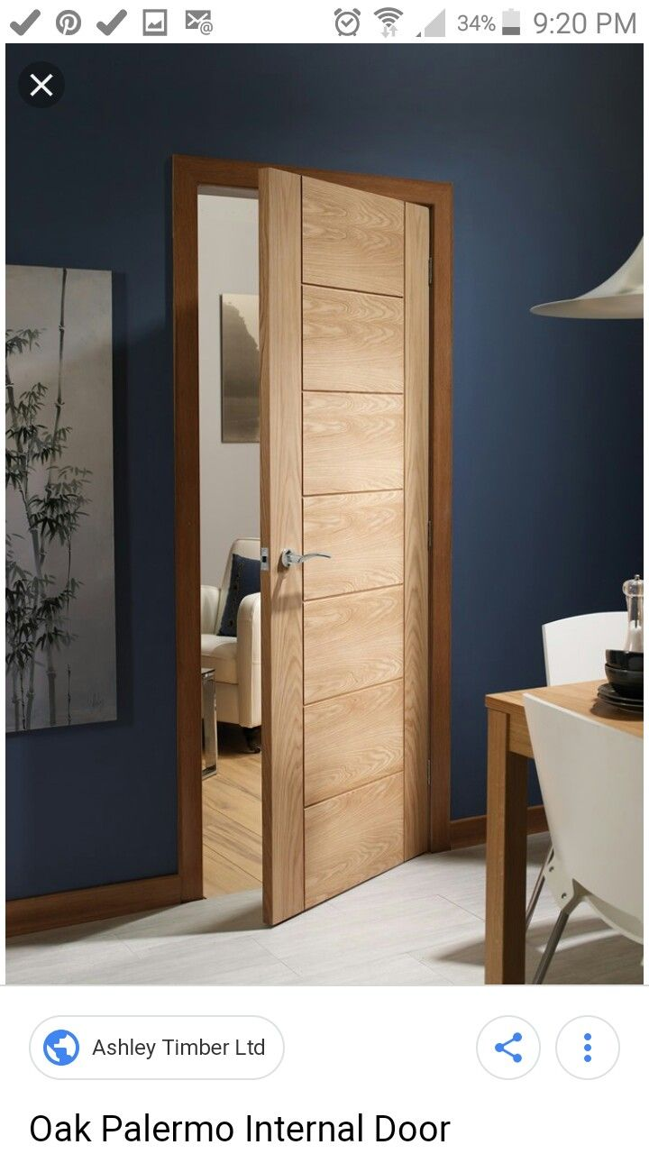 Pin By Tricia Roche On Internal Doors Doors Interior Modern Wood Doors Interior Contemporary Internal Doors