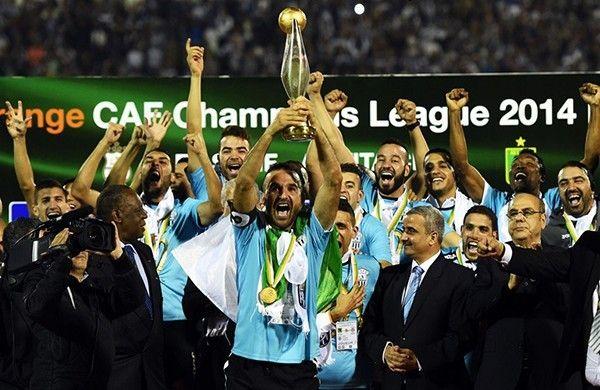 C League Africaine 2014.