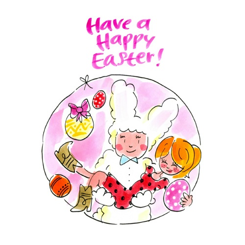 Have a Happy Easter ! - Blond Amsterdam