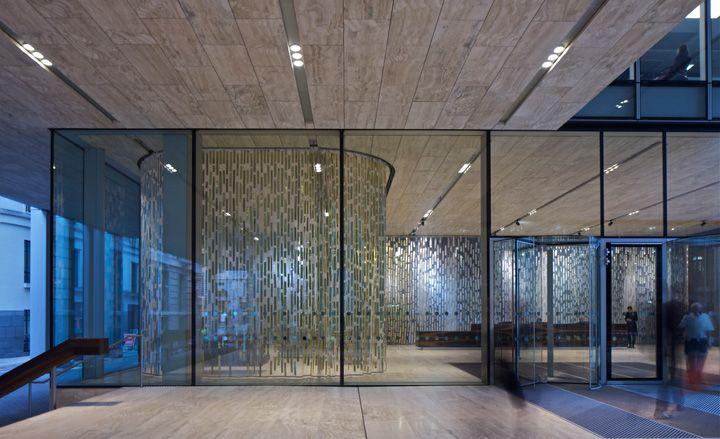 New Court, Rothschild London HQ, by OMA | Architecture | Wallpaper* Magazine: design, interiors, architecture, fashion, art