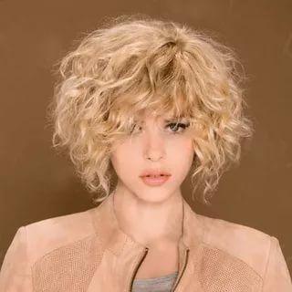 стрижки для волнистых волос средней длины фото без укладки: 12 тыс изображений найдено в Яндекс.Картинках