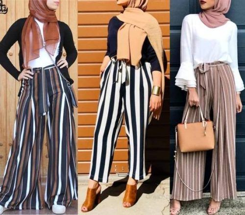 Hijab outfits for college girls – Just Trendy Girls
