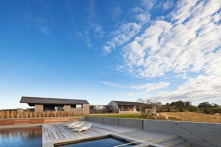Dream House.  Genius Loci by Bates Masi Architects