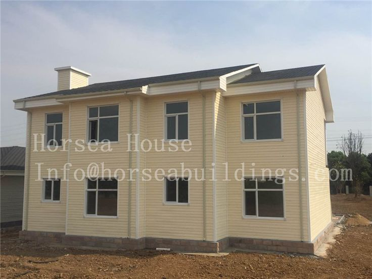 light #steel prefab #frame #construction #house